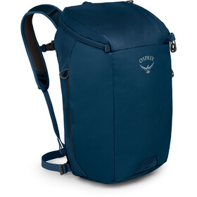 Osprey Transporter Zip Sac à dos, deep water blue